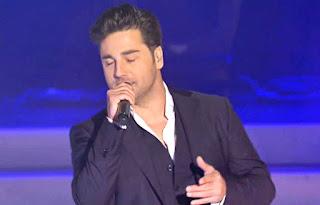 David Bustamante cantan Como Yo te Amé