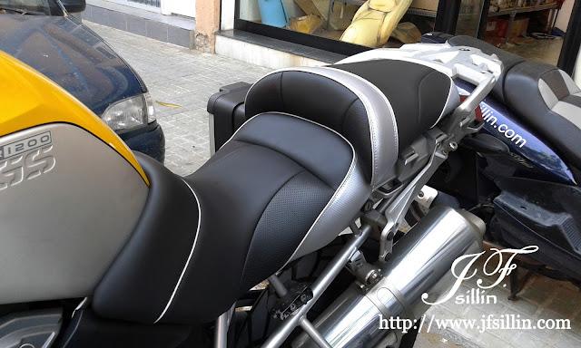 Tapizar asientos de moto jfsillin for Tapizar asiento moto madrid