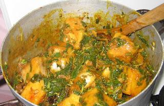 Image result for leaf porridge nigeria