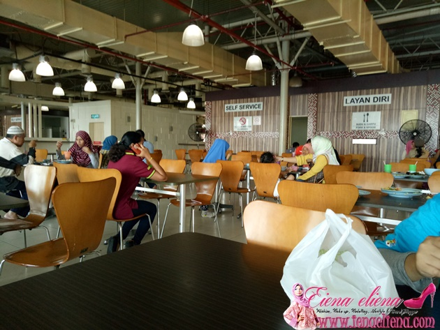 Food Court UTC Pudu