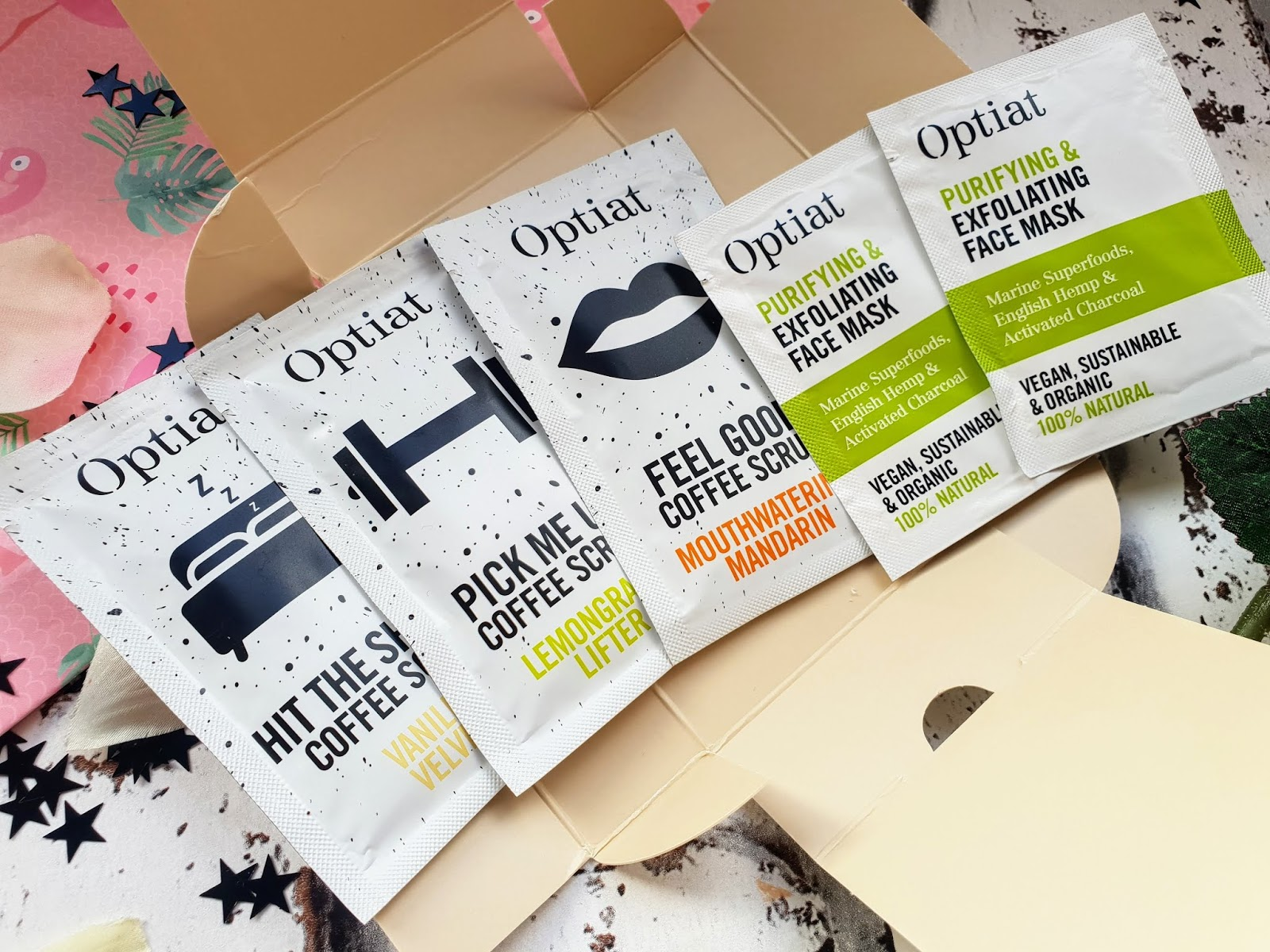 Otiat Be Good Pamper Kit review