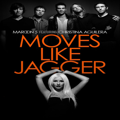 Move like jagger explicit