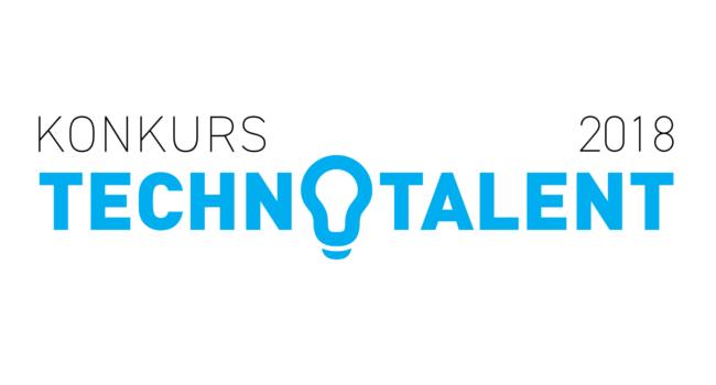 Logo konkursu Technotalent 2018