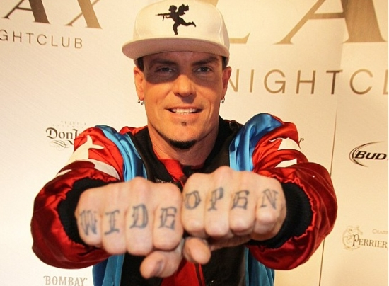 Vanilla Ice answered for his crimes