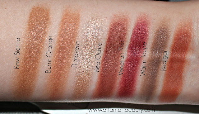 Anastasia Beverly Hills Modern Renaissance Palette Review and Swatches
