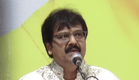 Vivek speech about Kalaignar!