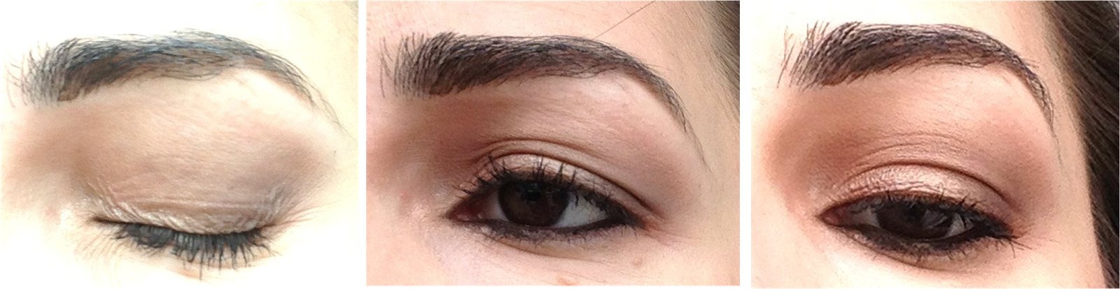 Natural Eyes Too Faced tutoriel