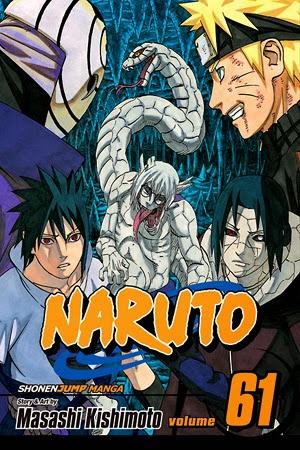 Naruto Tomo 61