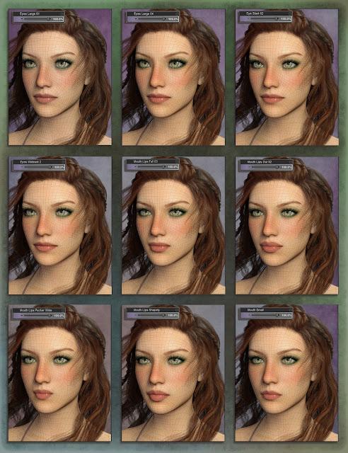 Genesis 3 Female Fantasy Morph Resource Kit
