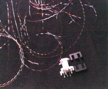 Simple Fluorescent Lamp Inverter Circuit Diagram ...