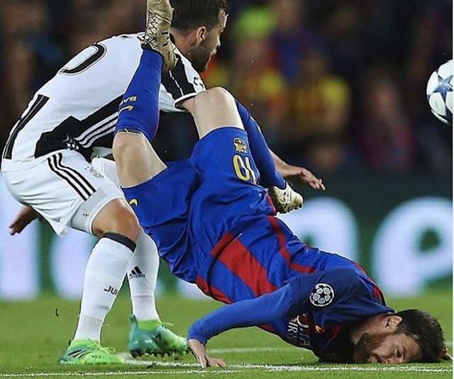 Messi, Neymar, Suárez, Barcelona, Juventus, Champions League