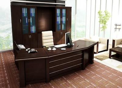 Sắp xếp bàn làm việc theo phong thủy