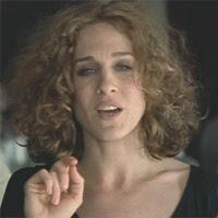 Sarah Jessica Parker frizz