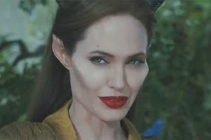 Maleficent: Angelina Jolie in a new trailer fantasy
