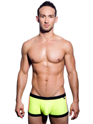 Andrew Christian Almost Naked Trunk Swimwear Gayrado Online Shop