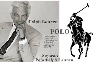 Biografi dan Sejarah Merek Polo Ralph Lauren