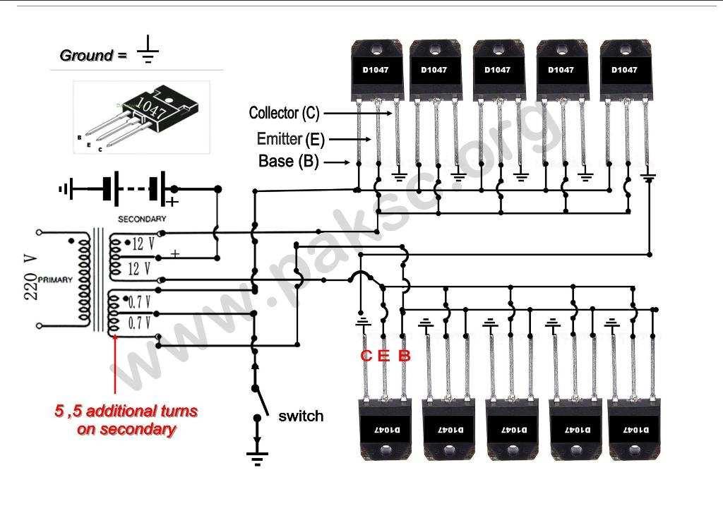 apc ups transformer winding diagram