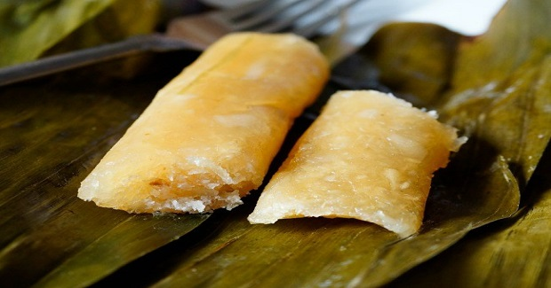 Bud-bud Balanghoy Or Cassava Suman Recipe