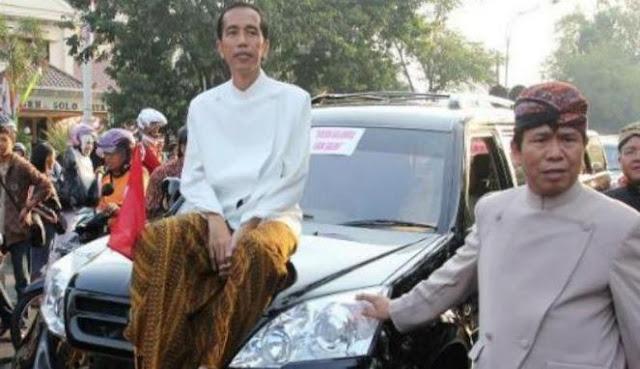 blusukan Jokowi