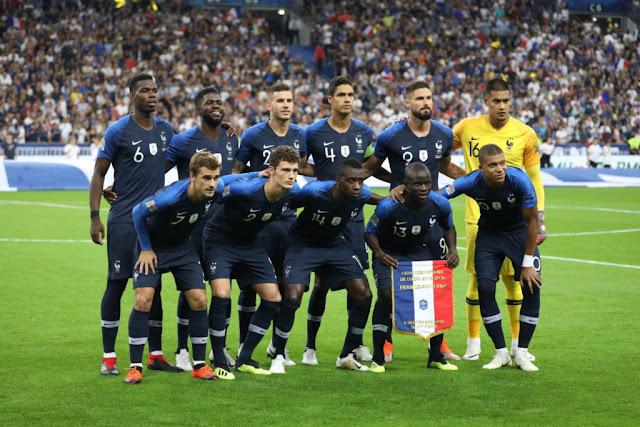 فرنسا وايسلندا بث مباشر