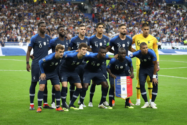مباراة فرنسا اليوم بث مباشر