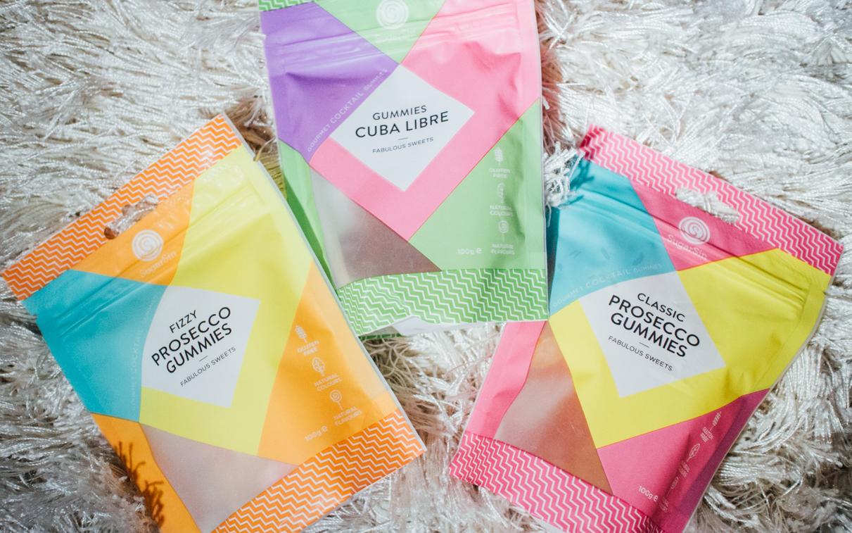 SugarSin Prosecco Gummies