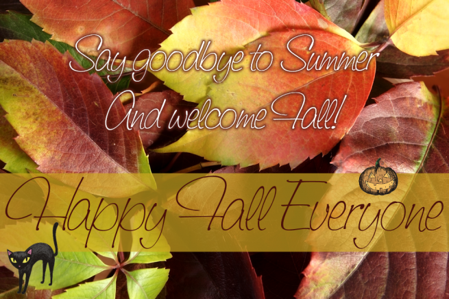 Happy Fall Let 39 s Celebrate