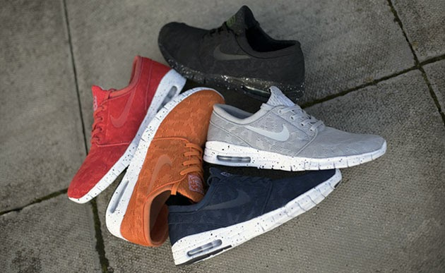 82bac32f57a1 Nike SB Stefan Janoski Max 2 1 14. Make sure to look out for the official  release ...
