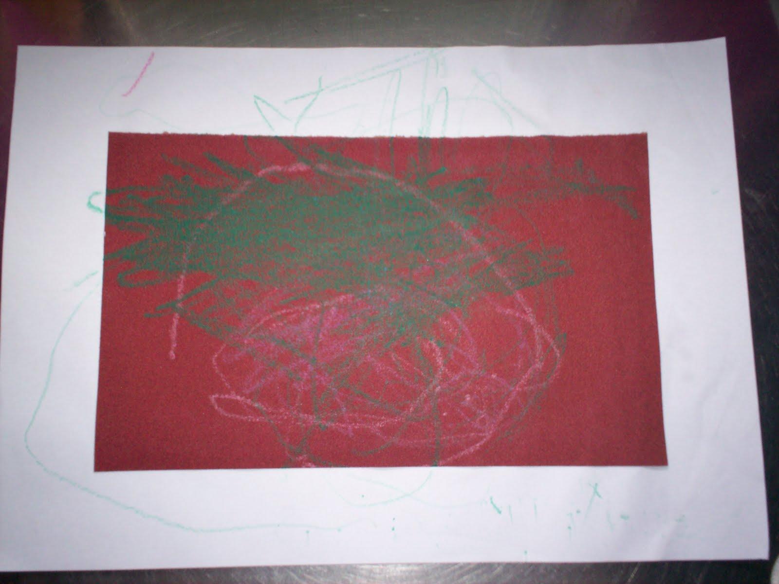 23 09 B 1 Atividades Preparatórias 2 Ofertas: Texturas E Sensações: Pintura Em Lixa