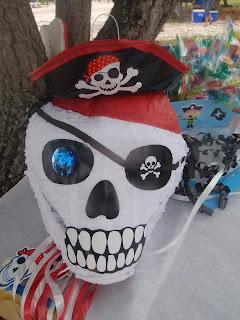 Party City Skeleton Piñata