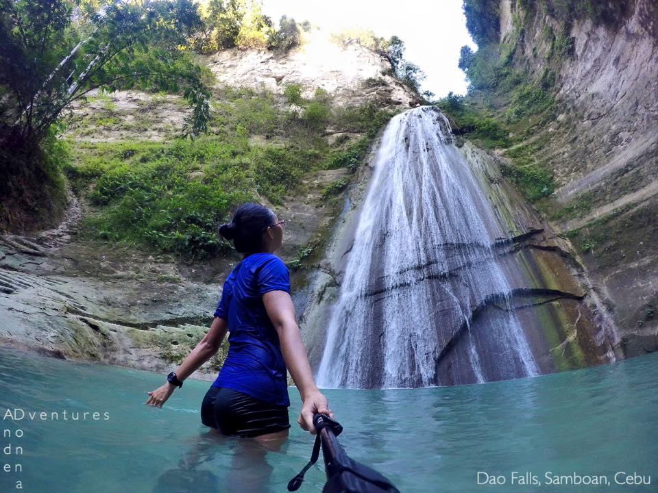 Dao Falls Samboan Cebu
