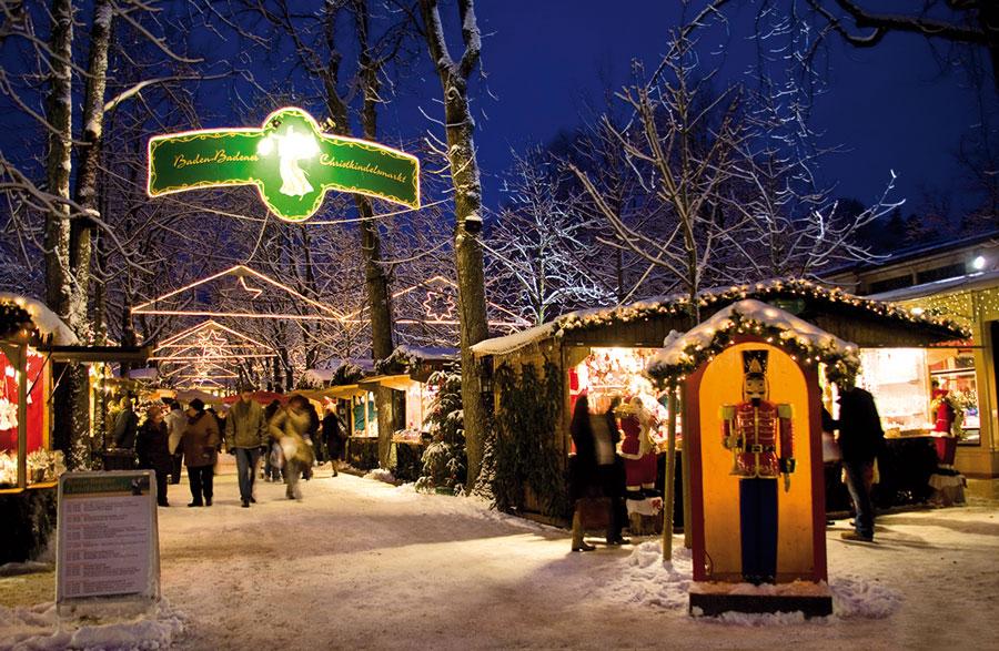 Mercado de Navidad Baden-Baden, Alemania