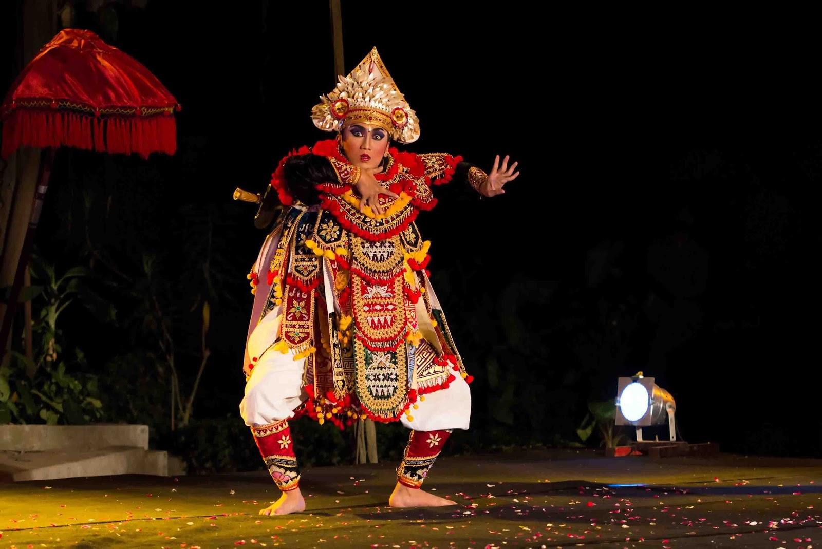 Tari Baris Tunggal, Tari Tradisional Yang Mempesona Dari Bali