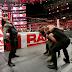The Shield retorna atacando Braun Strowman e ajuda Roman Reigns a reter o Universal Championship