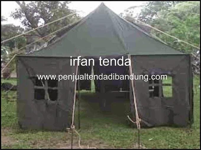 PENJUAL TENDA KOMANDO TNI