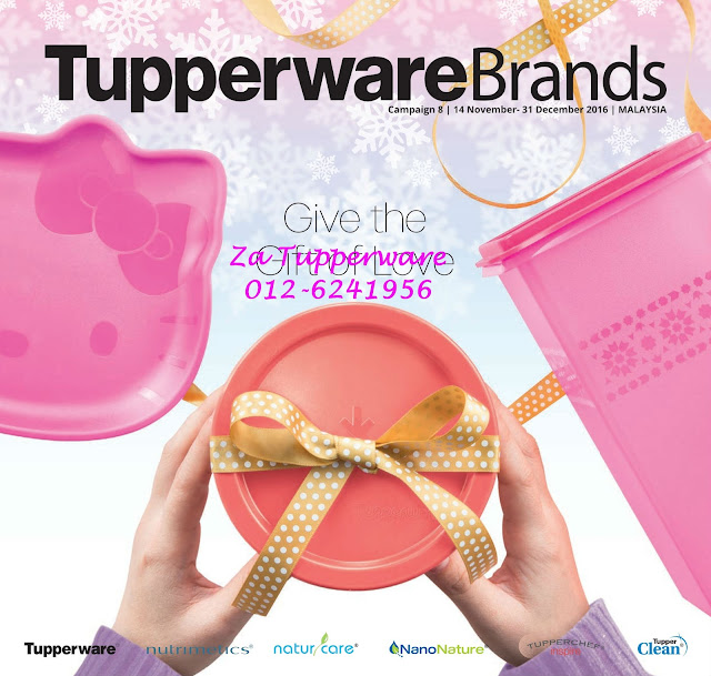 Tupperware Catalogue 14th November - 31st December 2016