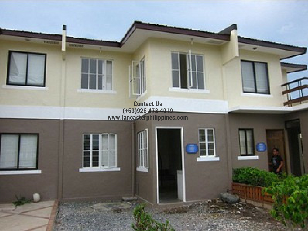 Alice - Lancaster New City Cavite | House and Lot for Sale Imus-General Trias Cavite