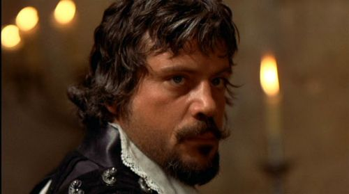 Oliver Reed as Athos in The Four Musketeers