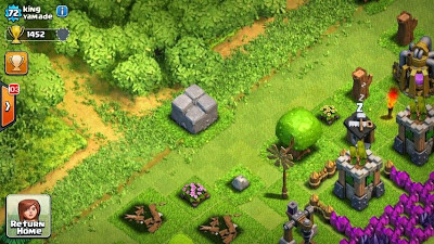 5 Kejadian Aneh di Game Clash of Clans , COC , CLASH OF CLANS
