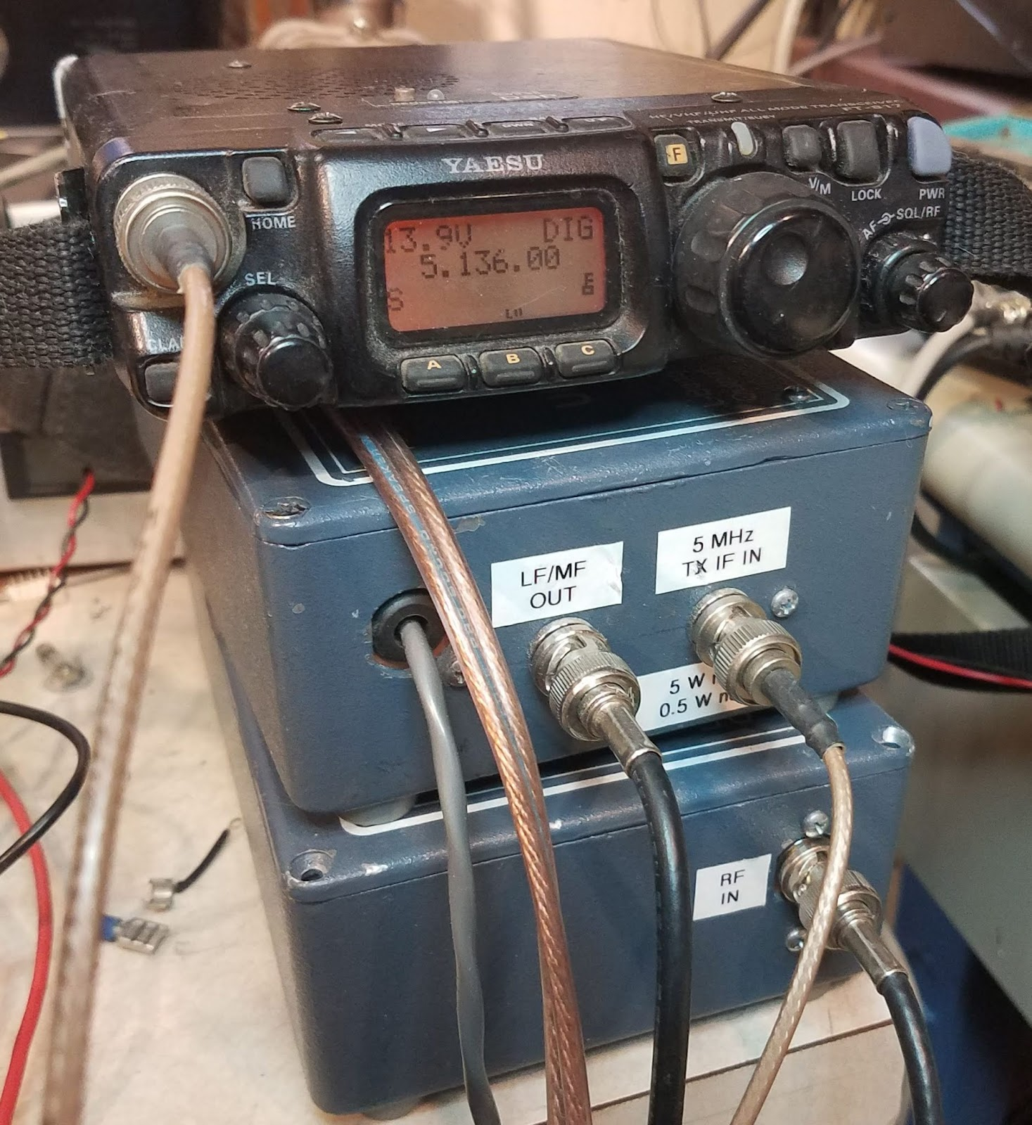 KA7OEI's blog: A transmit converter (and amplifier) for 630
