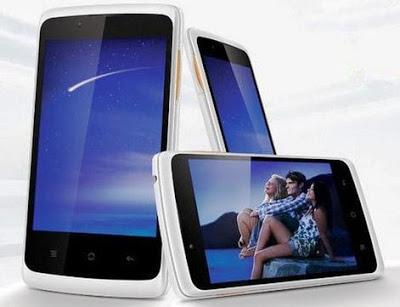 Spesifikasi dan Harga Oppo Find Muse R821 - HP Oppo Dual SIM Jelly Bean