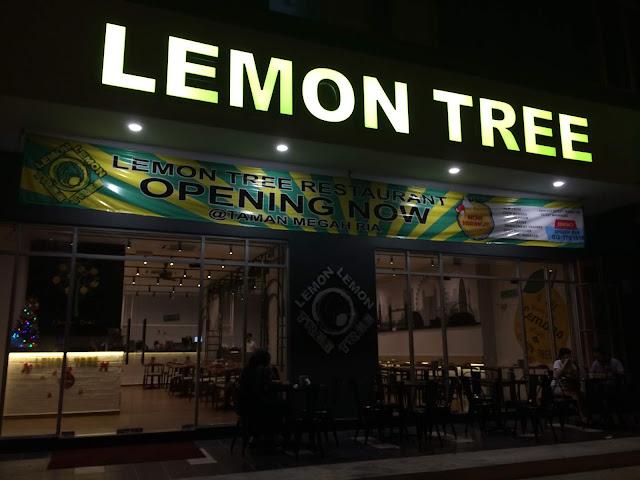 lemon tree johor bahru