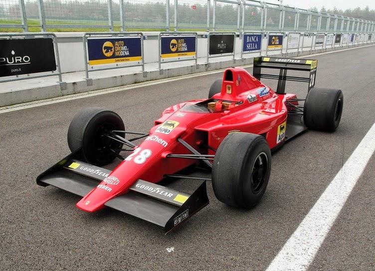 World Of Classic Cars Ferrari F1 89 Formula One 1989 World Of Classic Cars