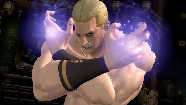 The King of Fighters XIV Geese Howard
