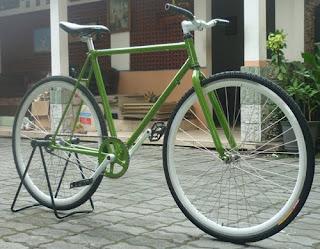 Gambar Model Sepeda Fixie Keren Sosial Media Berita