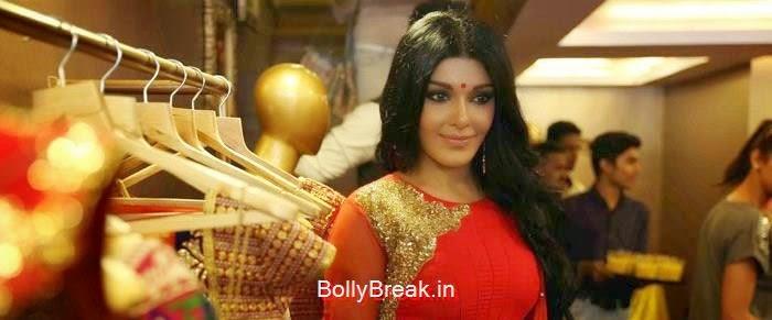 Koena Mitra, Koena Mitra Hot HD Images At KCouture Fashion Store Launch