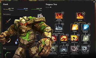Game Siege of heroes Ruin V1.0 MOD Apk + DATA OBB