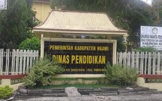 Alamat Sekolah di Kabupaten Ngawi