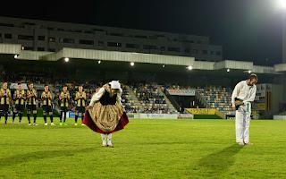 Partido del centenario del Barakaldo Club de Fútbol