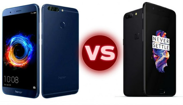 Honor 8 Pro vs OnePlus 5: Battle of the flagship killers